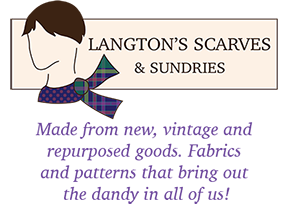 Langton's Scarves & Sundries Logo